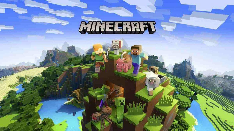 لعبة ماينكرافت Minecraft