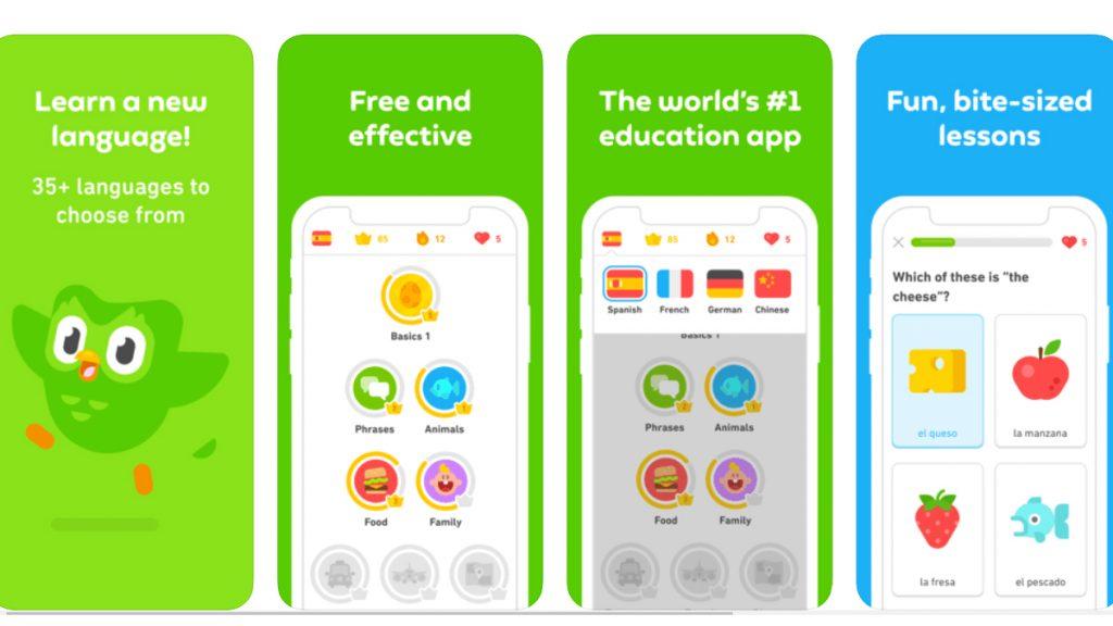أفضل تطبيقات تعلم اللغات الأجنبية