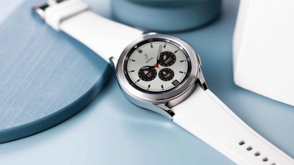 تتبع عوامل اللياقة البدنية من خلال ساعة Galaxy Watch 4