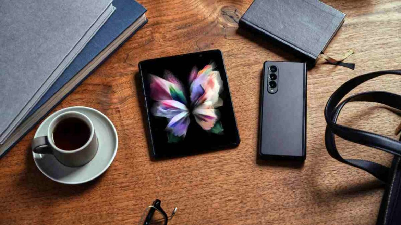 سعر سامسونج Galaxy Z Fold 3 5G جالاكسي زد فولد 3