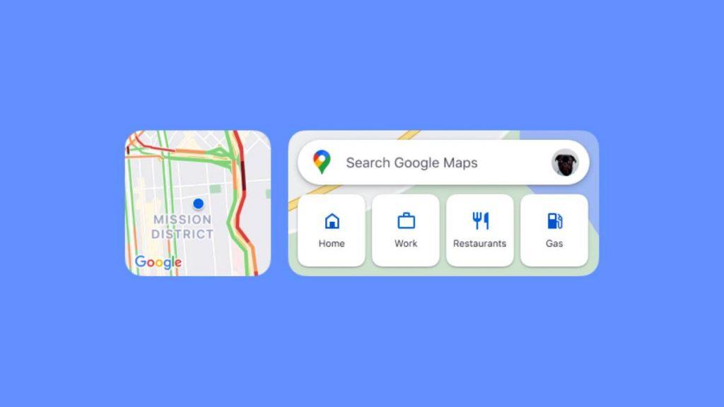 مميزات التحديث الجديد لتطبيق خرائط جوجل لايفون