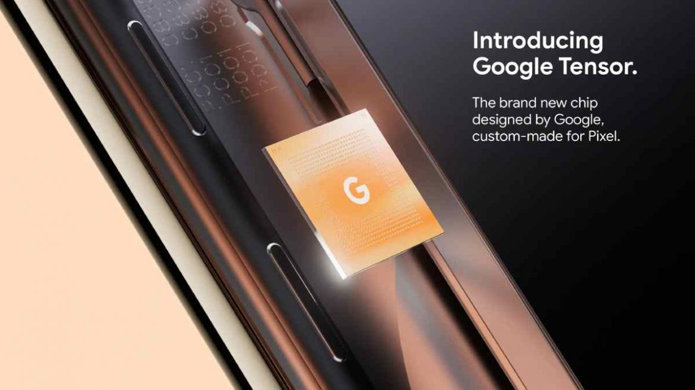 ما هو جوجل تنسور Google Tensor