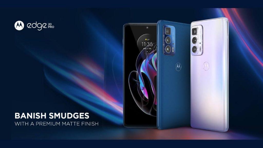 مواصفات Motorola Edge 20 Pro