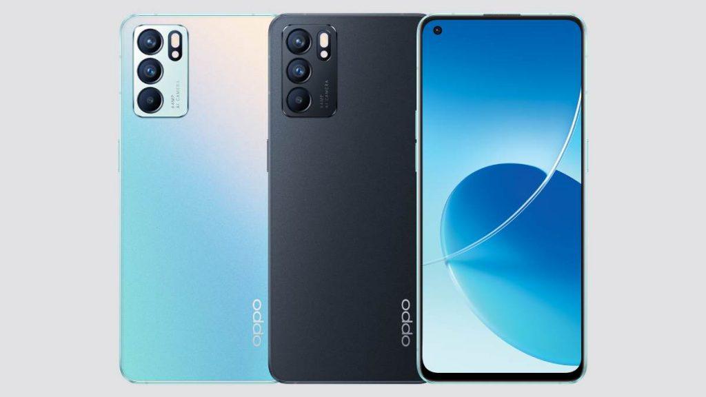 مواصفات Oppo Reno 6 5G الكاملة