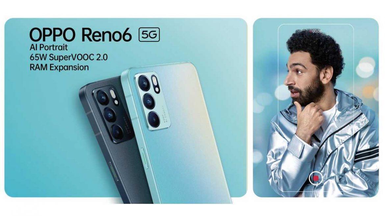 سعر Oppo Reno 6 5G