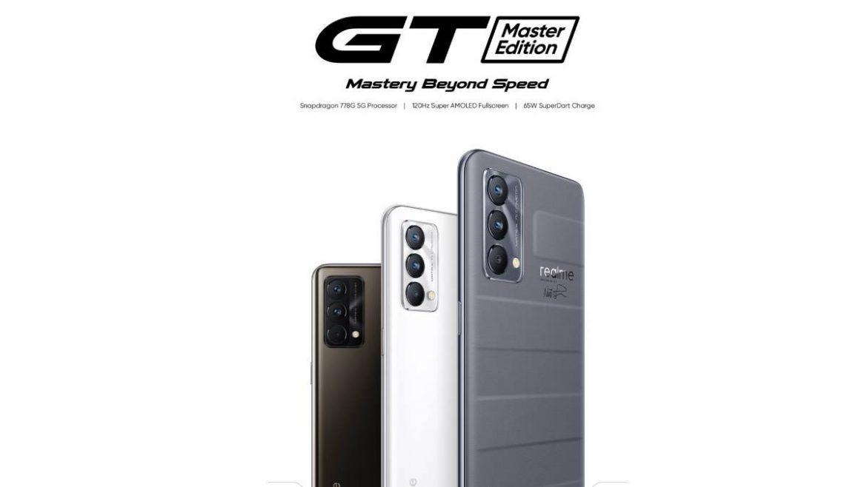 مواصفات ريلمي Realme GT Master Edition