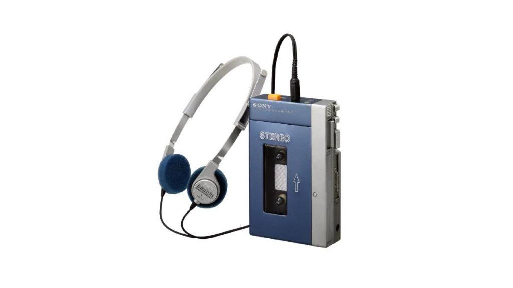 نجاح هائل لمشغل الموسيقى المحمول سوني ووكمان Walkman