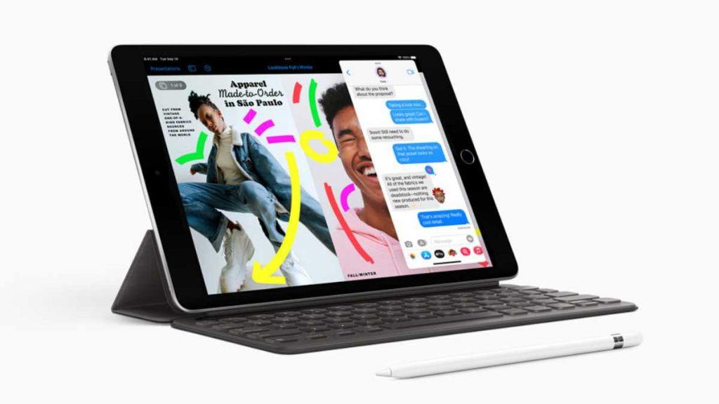 أداء ايباد 2021 أو iPad 9