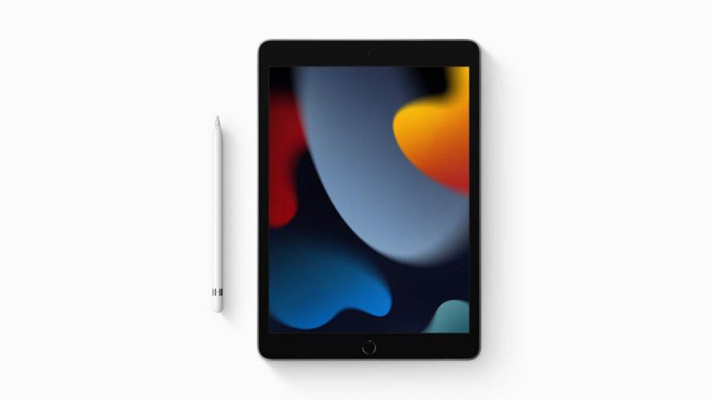 يحمل iPad 9 أو ايباد 2021 الجديد كاميرا أمامية جديدة أفضل