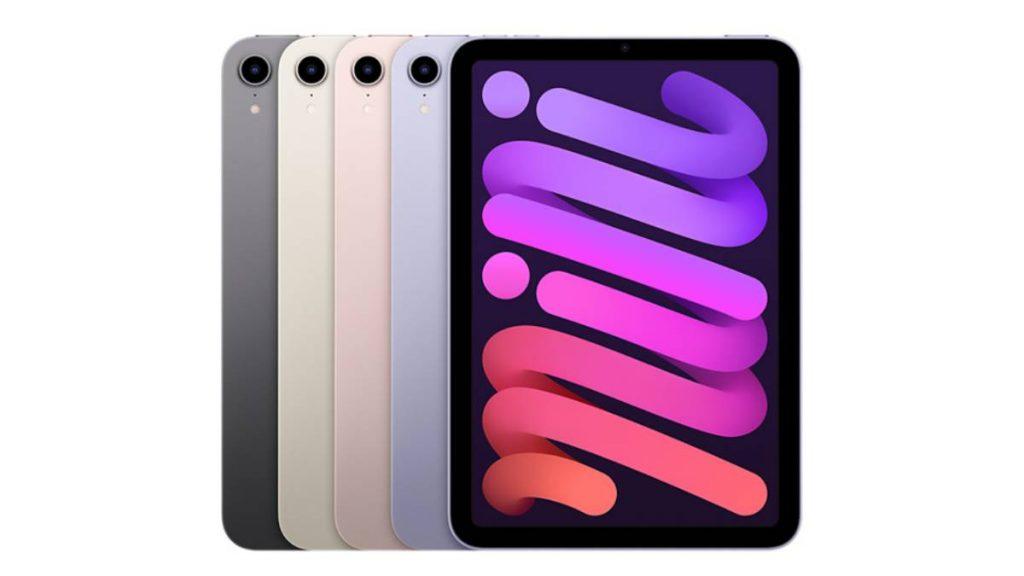 عززت آبل جهاز iPad Mini 5 أو ايباد ميني 2021 الجديد بكاميرا أمامية أفضل