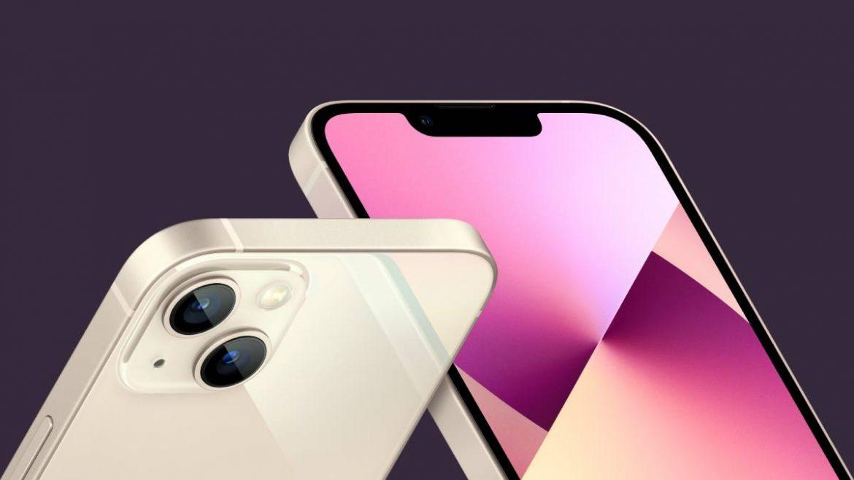 iPhone 13 وiPhone 13 mini