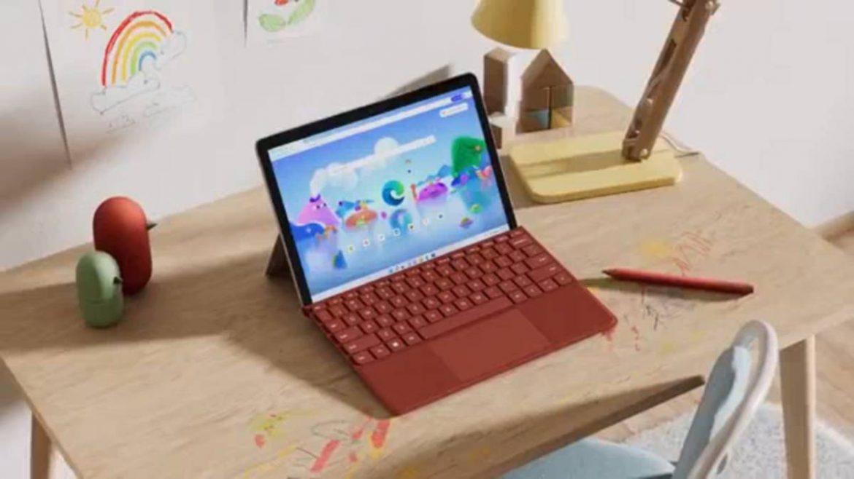 تابلت مايكروسوفت Surface Go 3 سيرفس جو 3