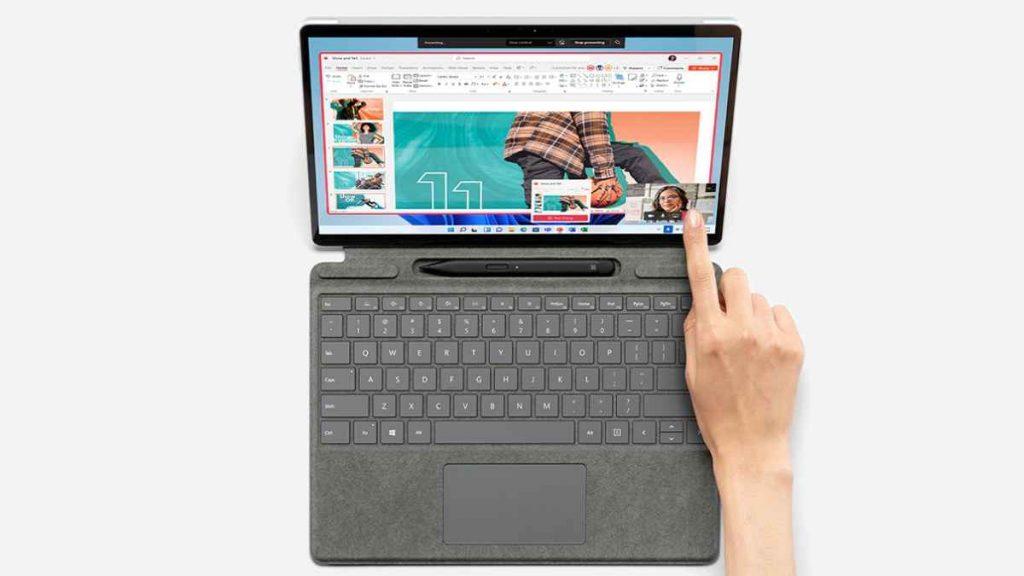 تصميم  Surface Pro 8