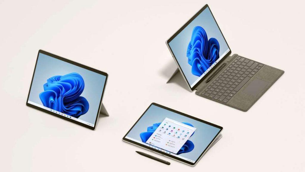 مواصفات Surface Pro 8 الكاملة